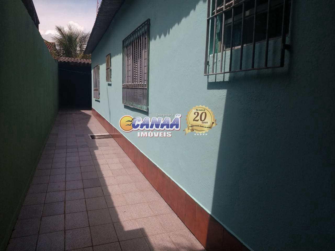 Casa com 2 dorms, Balneário Itaguai, Mongaguá - R$ 160 mil, Cod: 8185