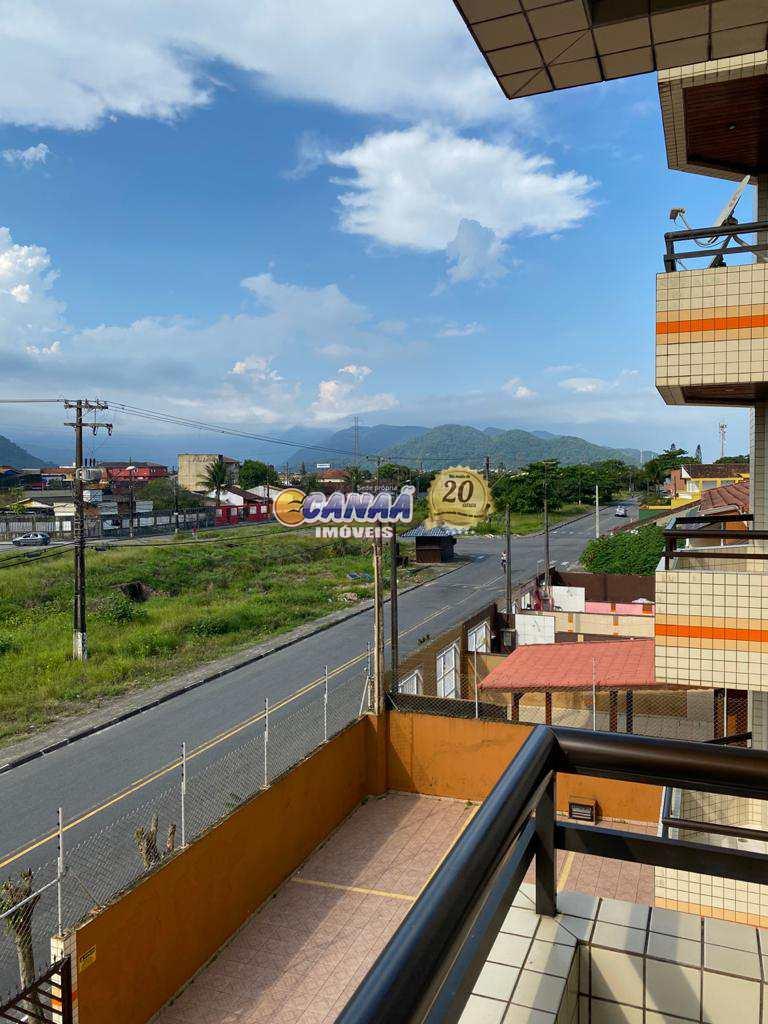 Apartamento com 2 dorms, Jardim Praia Grande, Mongaguá - R$ 195 mil, Cod: 8288