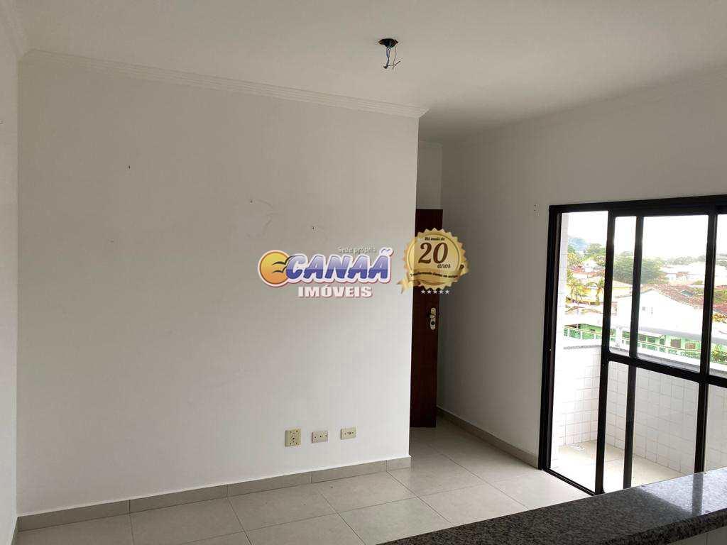 Apartamento com 2 dorms, Vila Atlântica, Mongaguá - R$ 210 mil, Cod: 8289