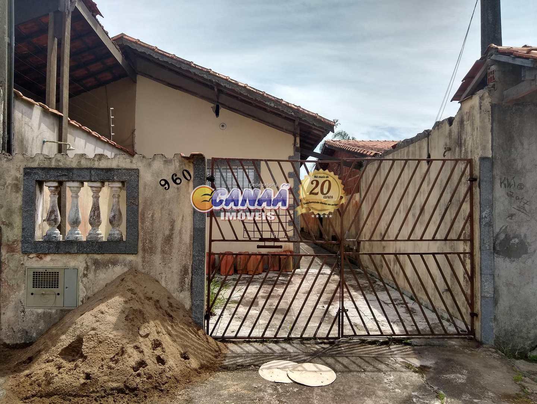 Casa com 2 dorms, Agenor de Campos, Mongaguá - R$ 160 mil, Cod: 8290