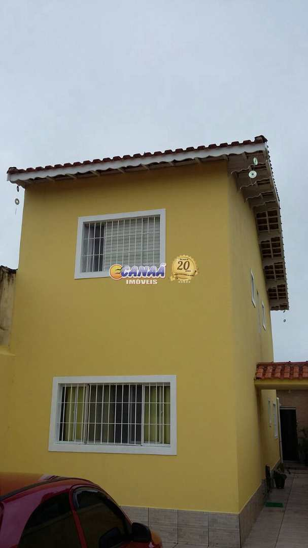 Sobrado com 2 dorms, Agenor de Campos, Mongaguá - R$ 265 mil, Cod: 8300
