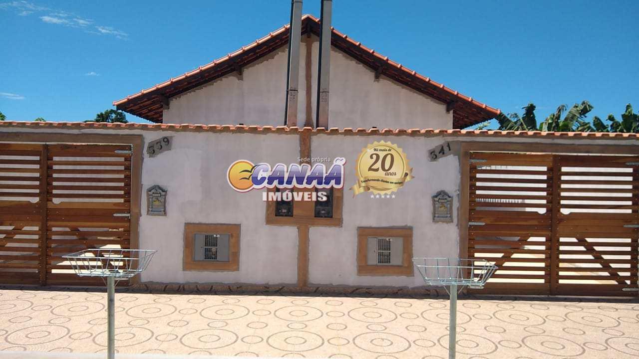 Casa com 2 dorms, Balneário Itaguai, Mongaguá - R$ 179 mil, Cod: 8314