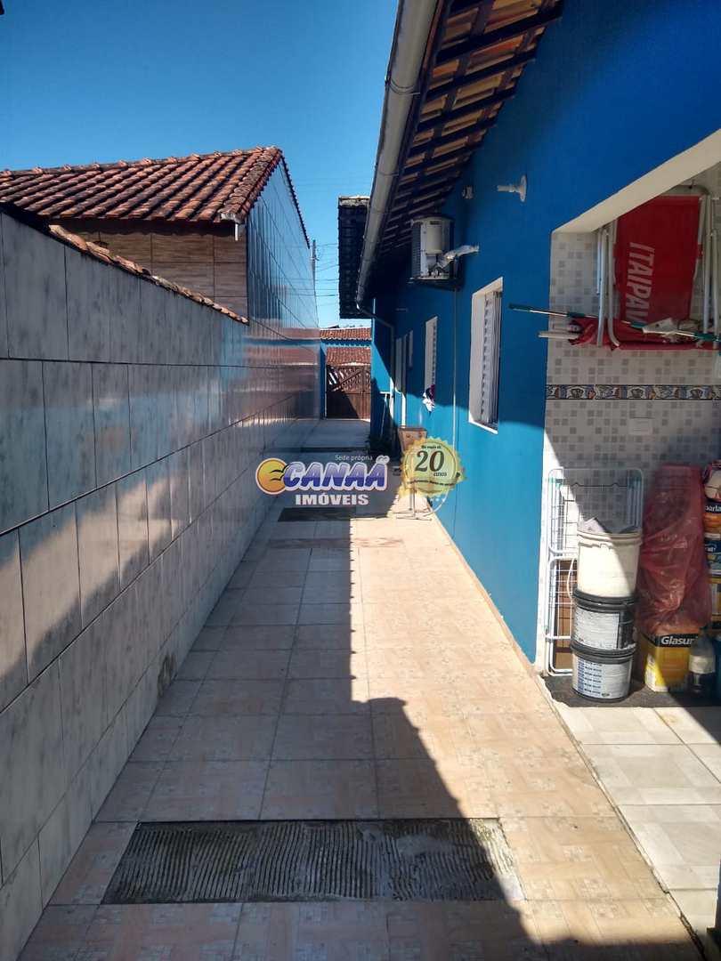 Casa com 2 dorms, Jardim Praia Grande, Mongaguá - R$ 250 mil, Cod: 8321