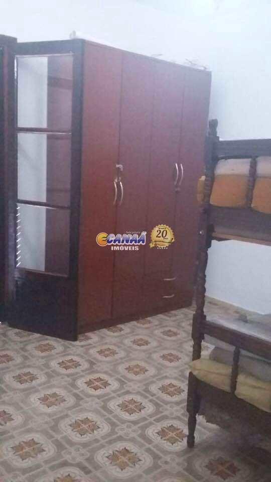 Apartamento com 1 dorm, Centro, Mongaguá - R$ 160 mil, Cod: 8325