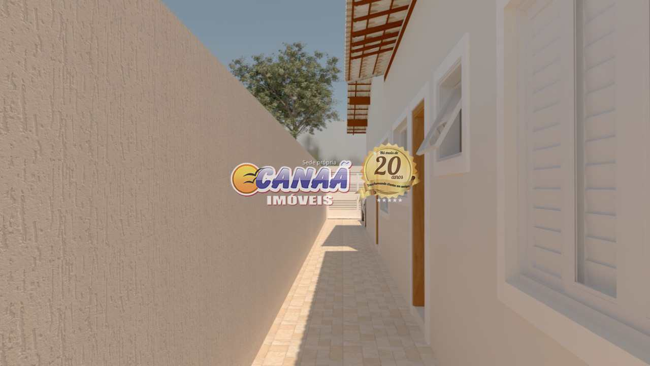 Casa com 2 dorms, Bopiranga, Itanhaém - R$ 260 mil, Cod: 8327