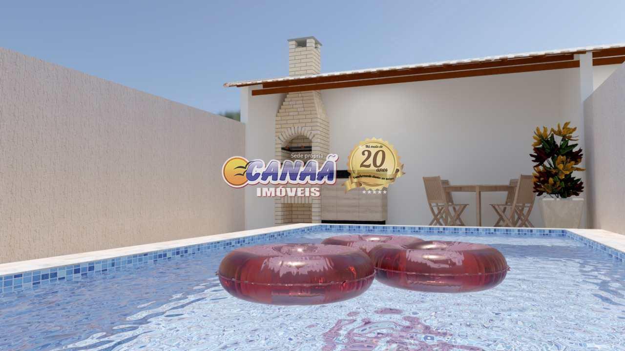 Casa com 2 dorms, Bopiranga, Itanhaém - R$ 260 mil, Cod: 8328