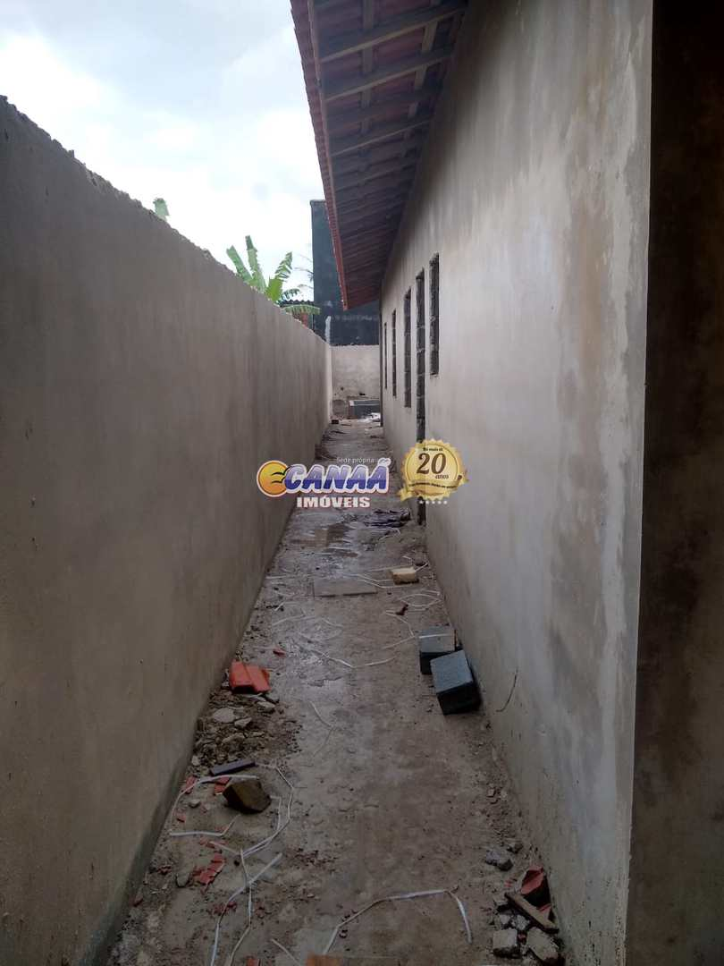 Casa com 2 dorms, Agenor de Campos, Mongaguá - R$ 290 mil, Cod: 8340
