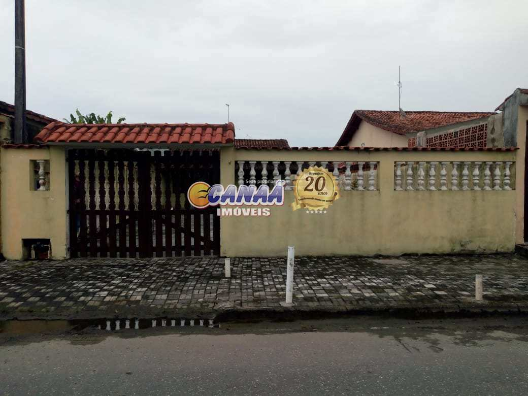 Casa com 2 dorms, Balneário Flórida Mirim, Mongaguá - R$ 220 mil, Cod: 8350