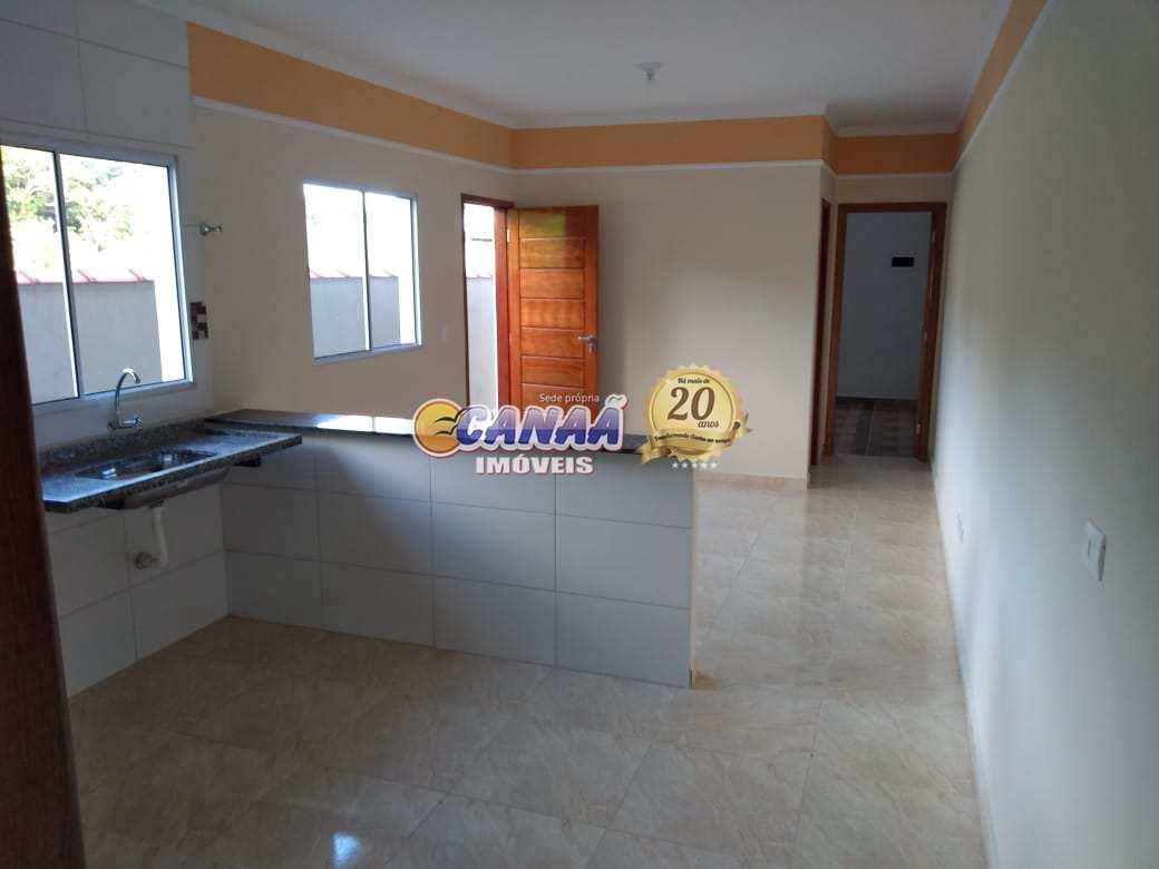 Casa com 2 dorms, Jardim Nossa Senhora do Sion, Itanhaém - R$ 185 mil, Cod: 8353