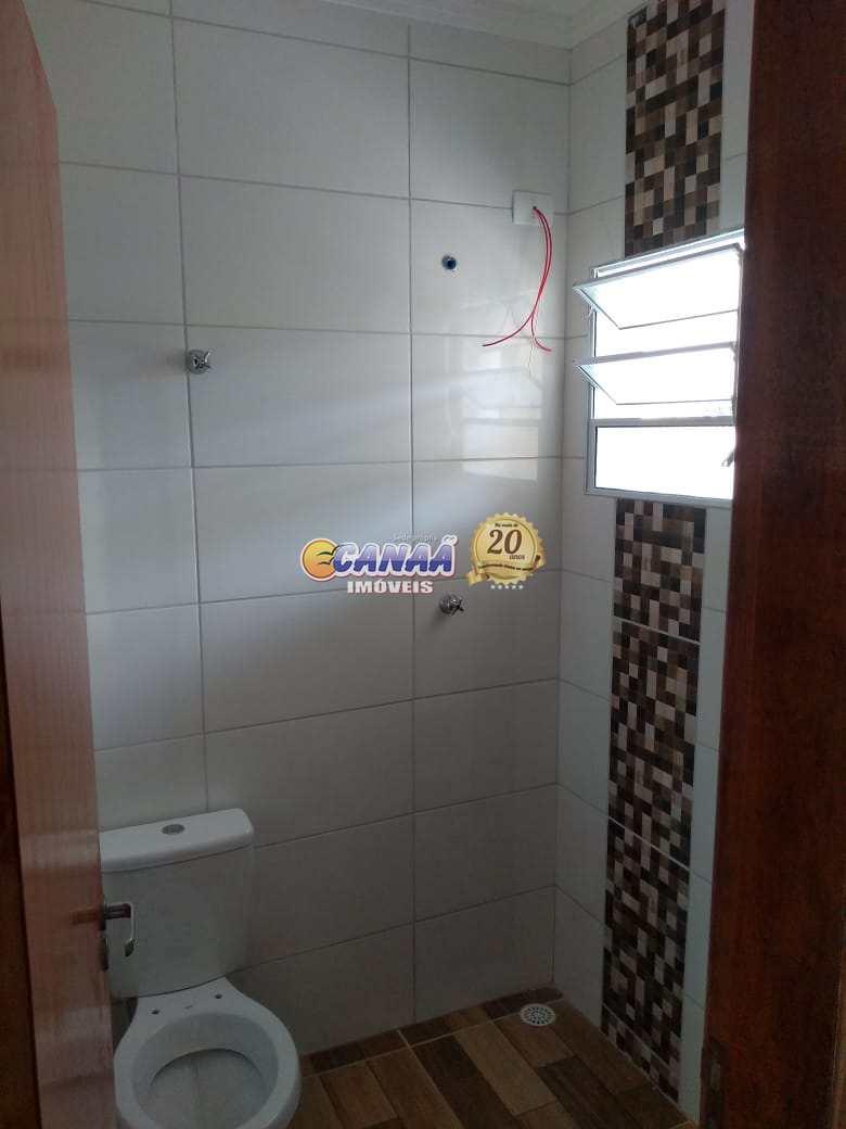 Casa com 2 dorms, Jardim Nossa Senhora do Sion, Itanhaém - R$ 185 mil, Cod: 8354