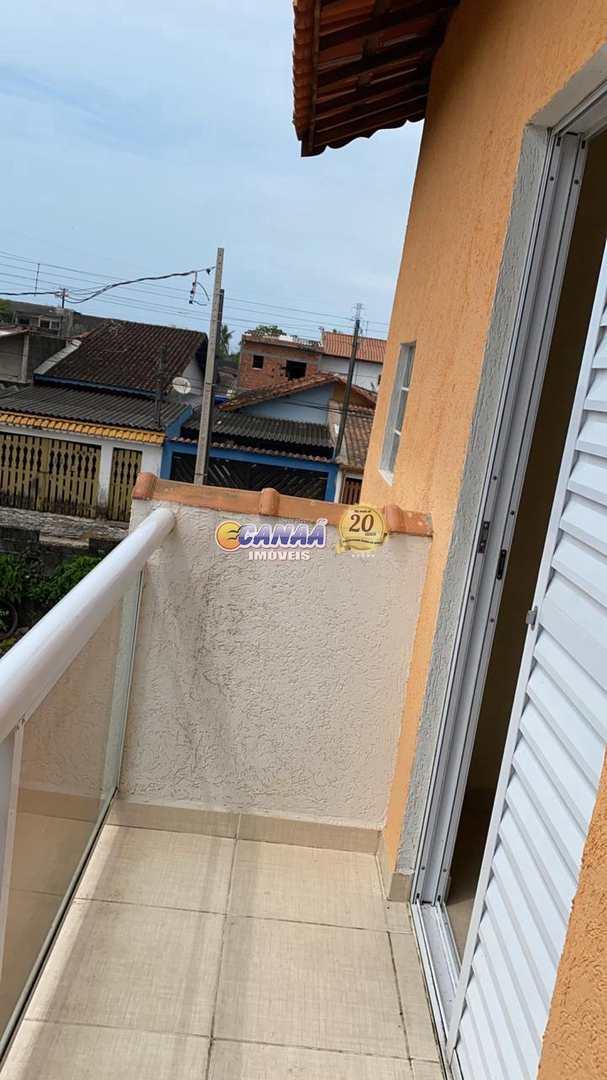 Casa de Condomínio com 2 dorms, Vila Atlântica, Mongaguá - R$ 179 mil, Cod: 8356