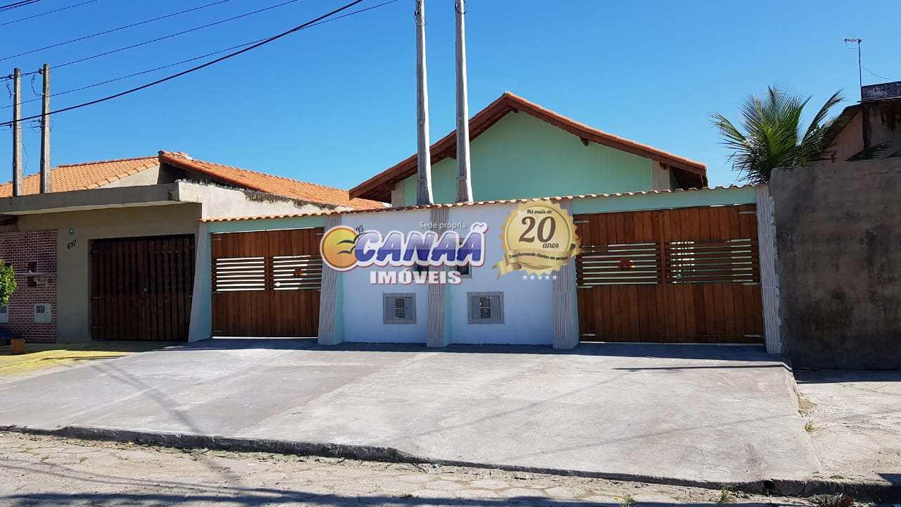 Casa com 2 dorms, Nossa Senhora do Sion, Itanhaém - R$ 195 mil, Cod: 8358