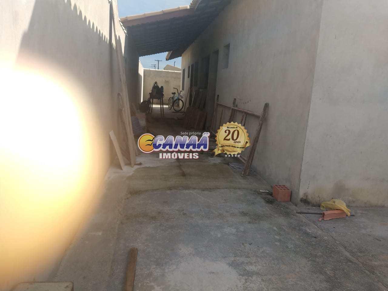 Casa nova em Itanhaém 210 mil