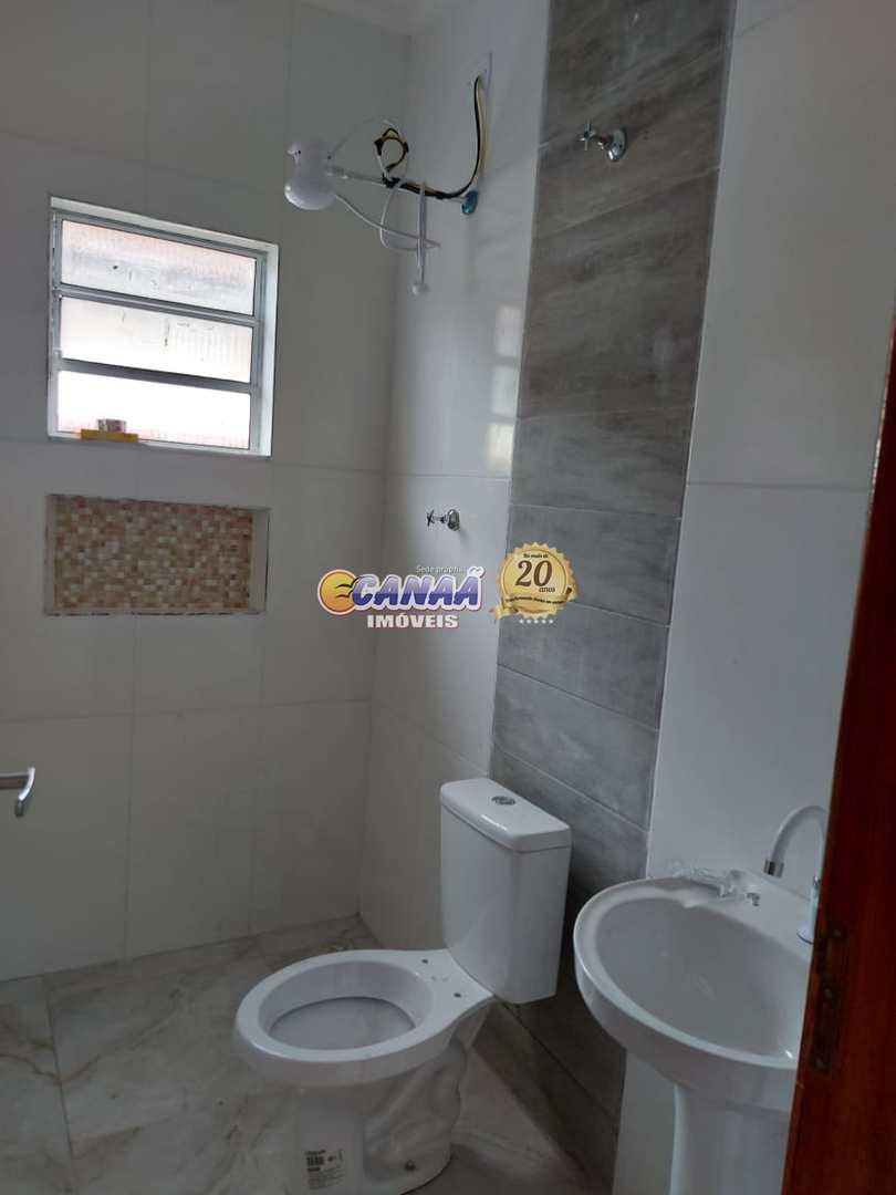 Casa nova com 2 dormitórios em Itanhaém 195 mil  Ref. 8372