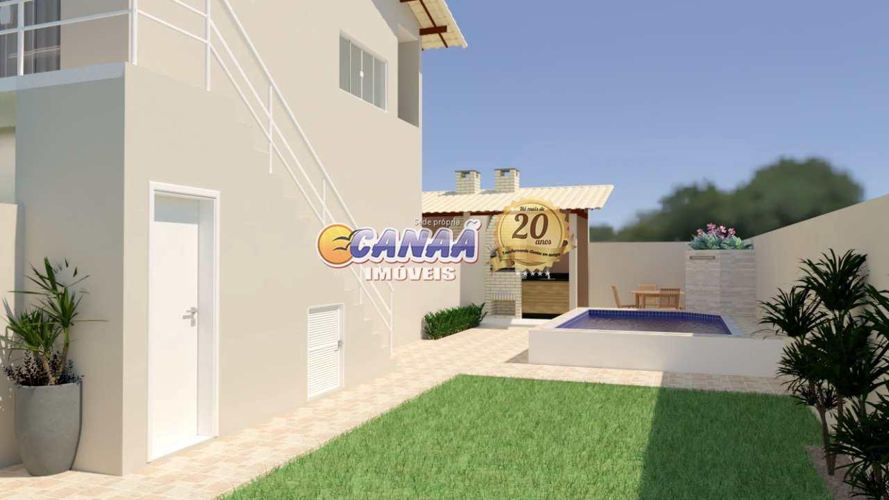 Casa com 2 dorms, Bopiranga, Itanhaém - R$ 320 mil, Cod: 8378