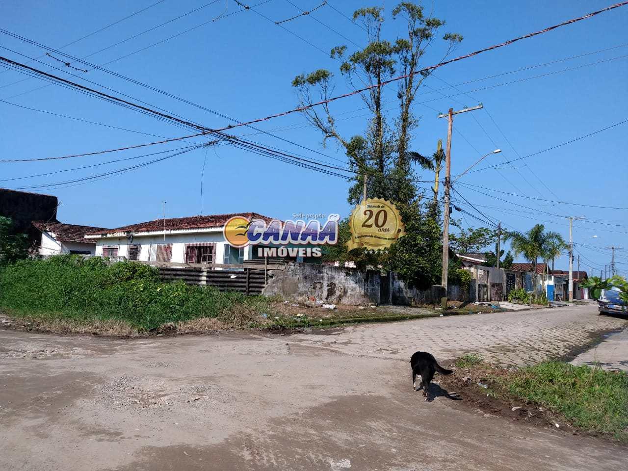 Casa com 2 dorms, Balneário Samas, Mongaguá - R$ 295 mil, Cod: 8390