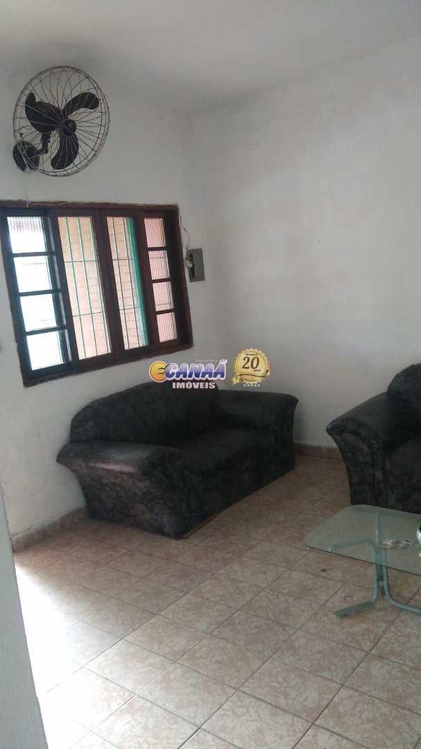 Casa com 2 dorms, Vila Seabra, Mongaguá - R$ 265 mil, Cod: 8395
