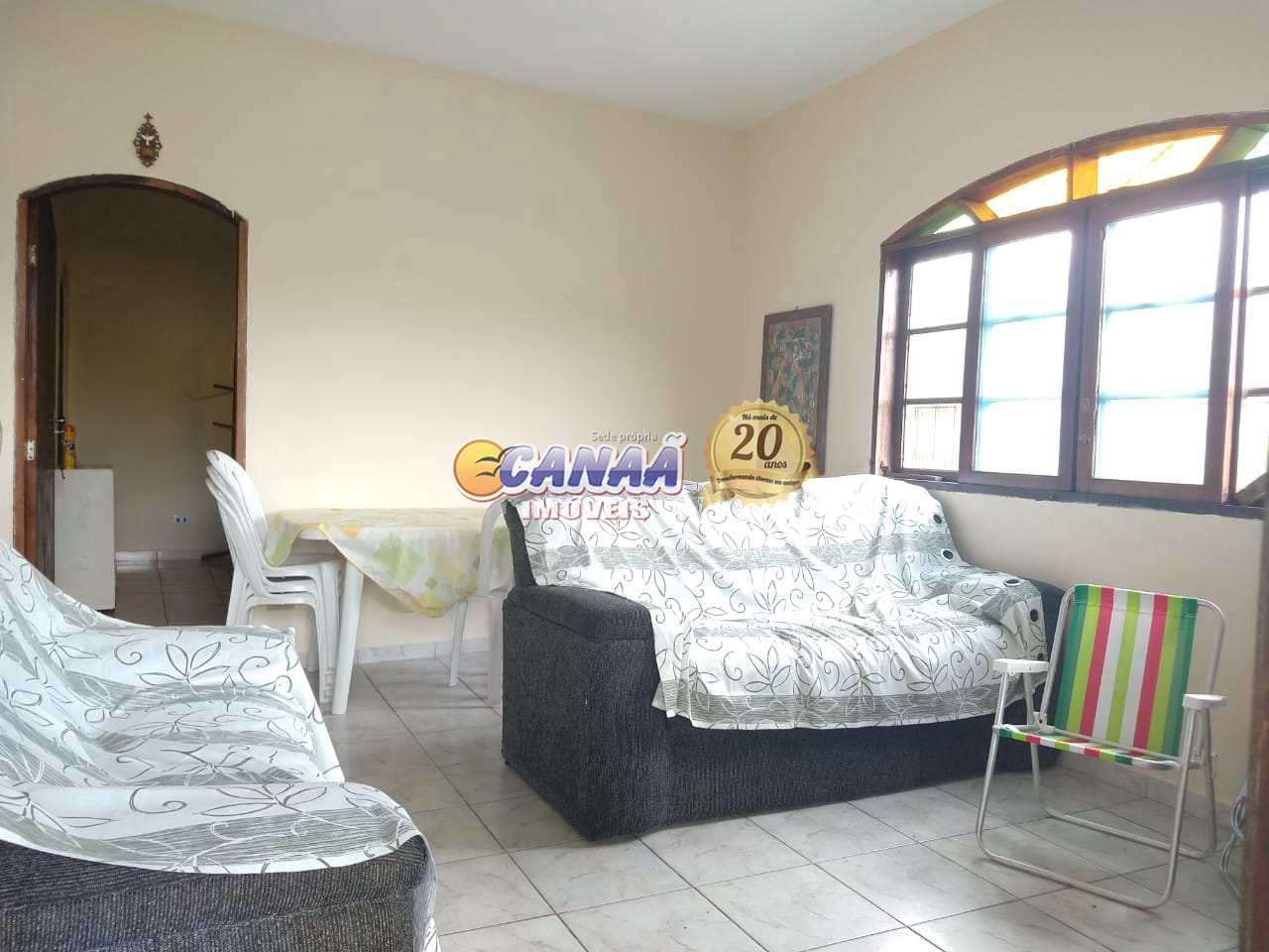 Casa com 2 dorms, Balneário Itaguai, Mongaguá - R$ 200 mil, Cod: 8451