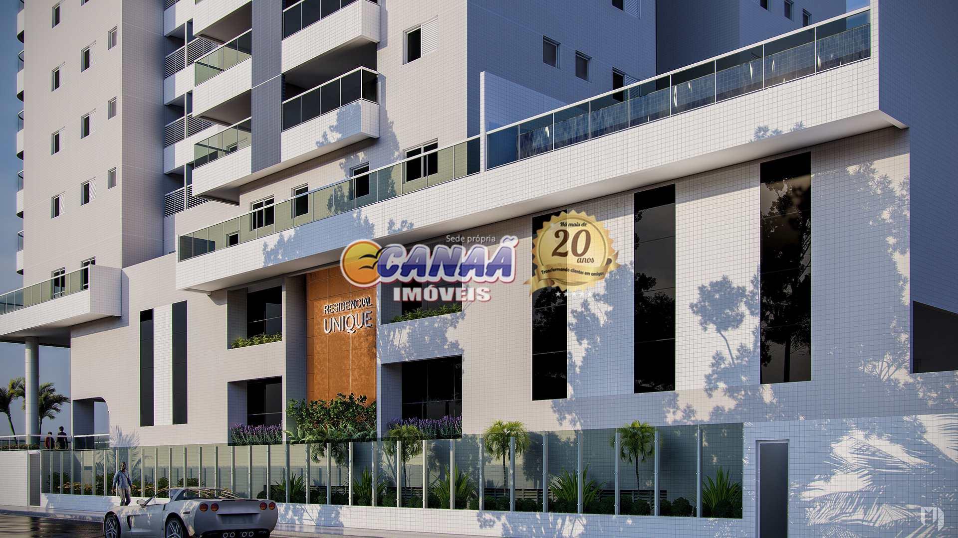 Apartamento com 2 dorms, Centro, Mongaguá - R$ 460 mil, Cod: 8477