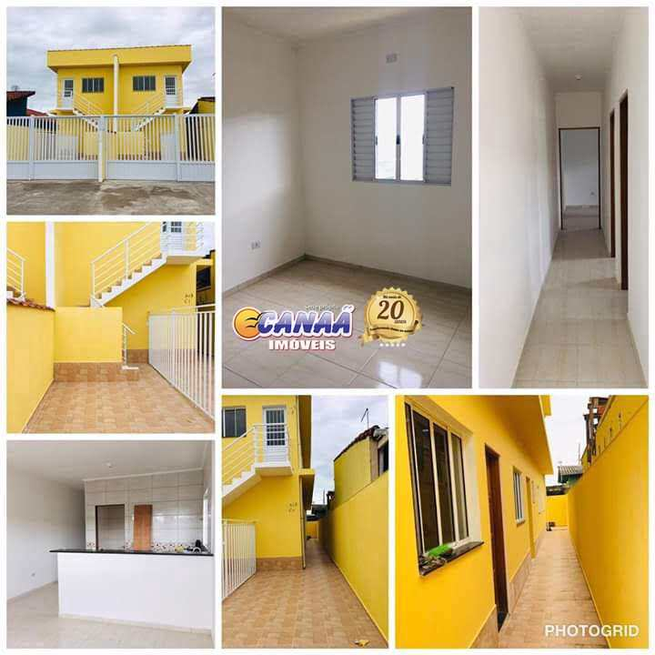 Casa com 2 dorms, Jardim Suarão, Itanhaém - R$ 140 mil, Cod: 8484