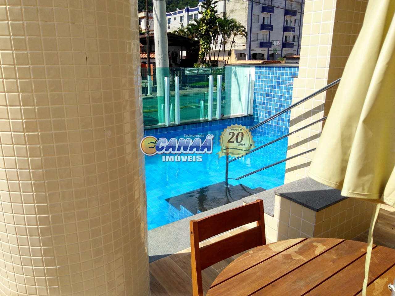 Apartamento com 2 dorms, Centro, Mongaguá - R$ 498 mil, Cod: 8485