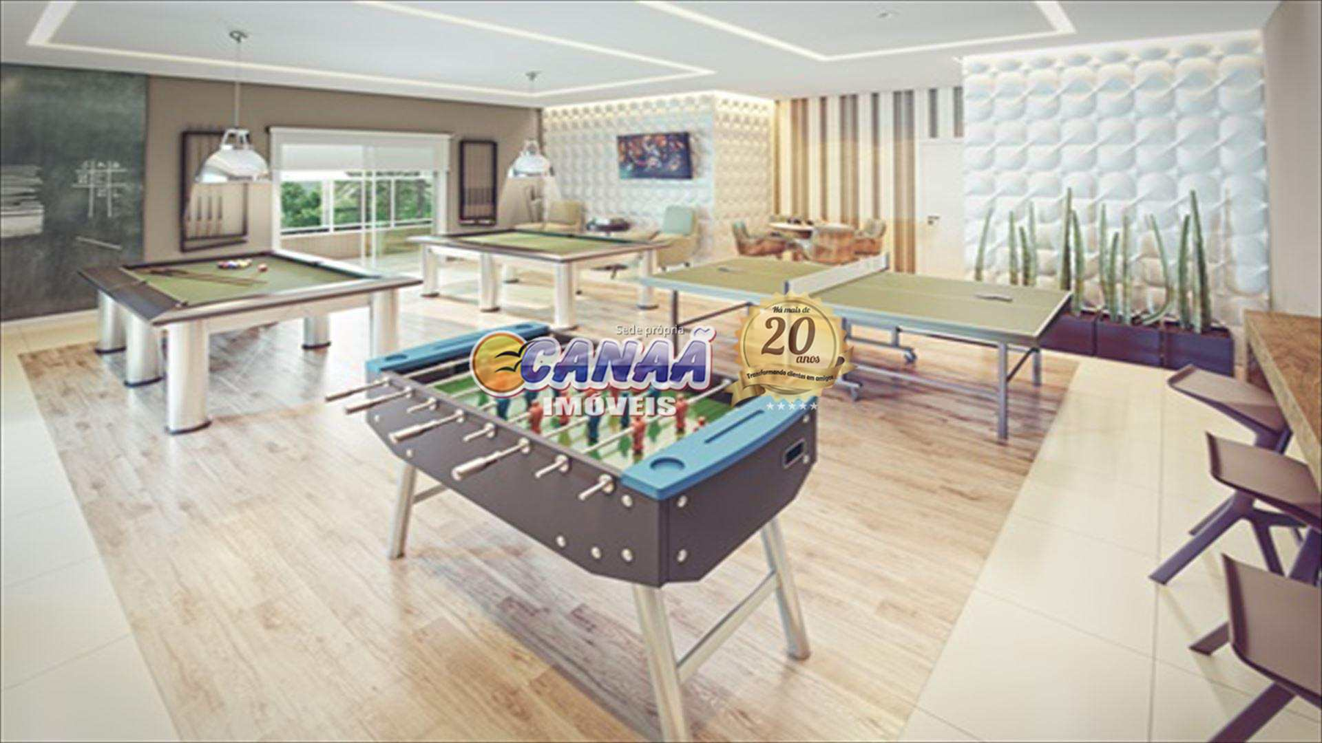 Apartamento com 2 dorms, Centro, Mongaguá - R$ 666 mil, Cod: 8513