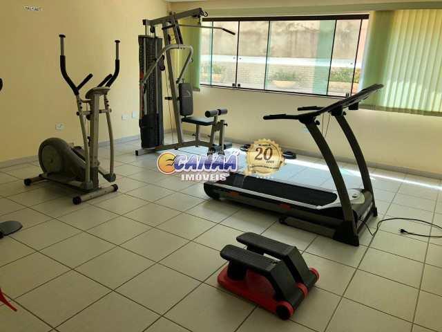 Apartamento com 2 dorms, Centro, Mongaguá - R$ 550 mil, Cod: 8516