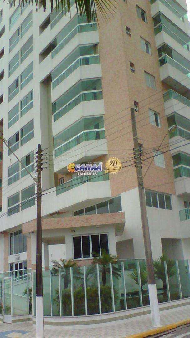 Apartamento com 2 dorms, Centro, Mongaguá - R$ 379 mil, Cod: 8517