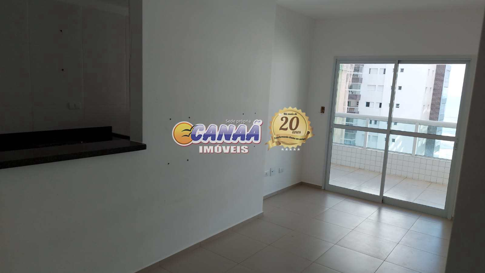 Apartamento com 2 dorms, Centro, Mongaguá - R$ 330 mil, Cod: 8539
