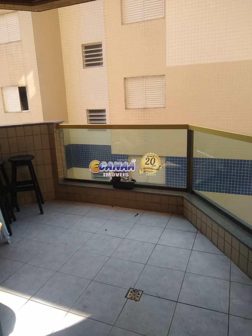 Apartamento com 2 dorms, Centro, Mongaguá - R$ 320 mil, Cod: 8563