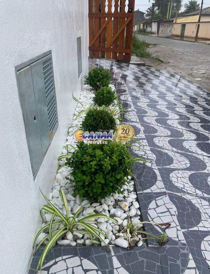 Casa com 2 dorms, Balneário Gaivotas, Itanhaém - R$ 320 mil, Cod: 8705