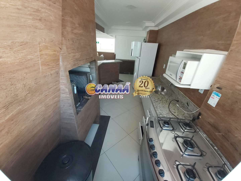 Apartamento com 3 dorms, Canto do Forte, Praia Grande - R$ 510 mil, Cod: 8712