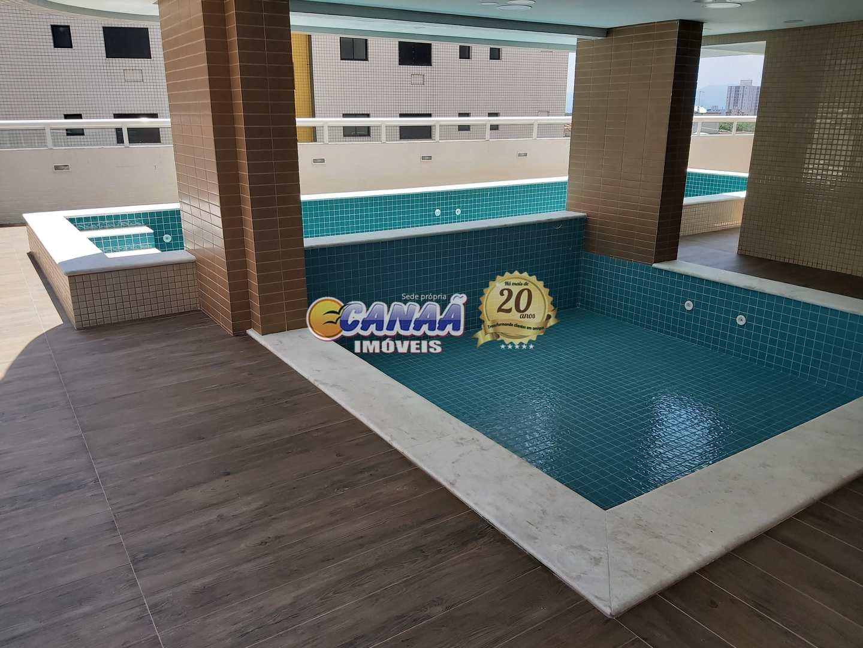 Apartamento com 2 dorms, Aviação, Praia Grande - R$ 658 mil, Cod: 8715