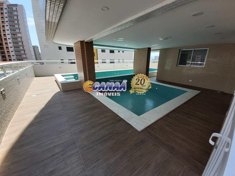 Apartamento com 3 dorms, Aviação, Praia Grande - R$ 872 mil, Cod: 8716