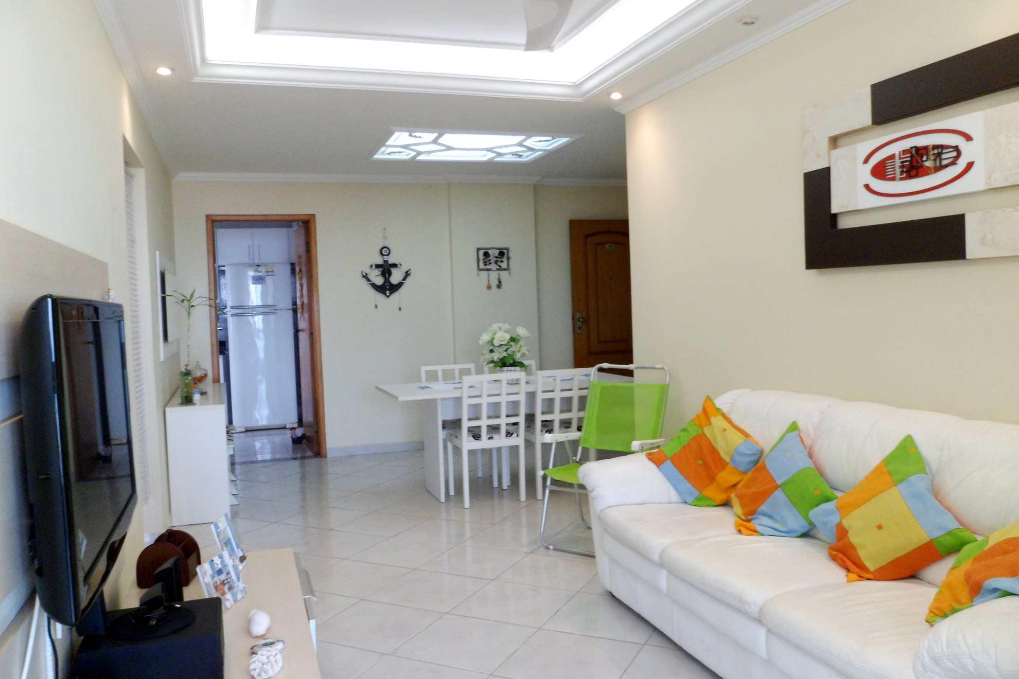 06-Apartamento- 02 dormitórios- Aviação- Praia Grande
