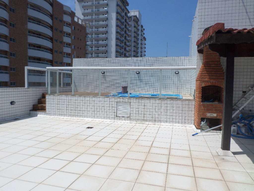 35-Cobertura- 05 dormitórios- Forte- Praia Grande