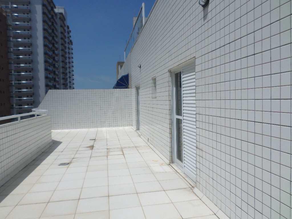 25-Cobertura- 05 dormitórios- Forte- Praia Grande