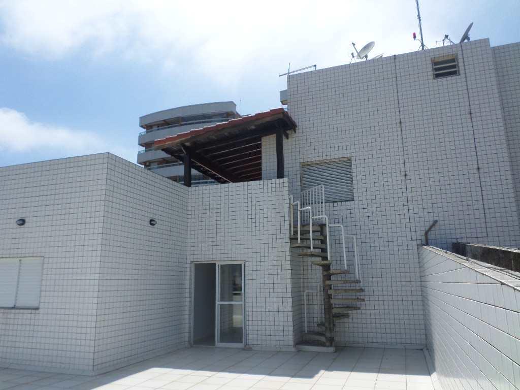 30-Cobertura- 05 dormitórios- Forte- Praia Grande