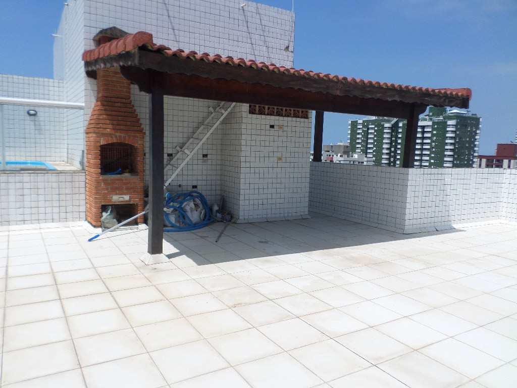 34-Cobertura- 05 dormitórios- Forte- Praia Grande