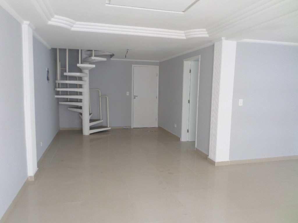 03-Cobertura- 05 dormitórios- Forte- Praia Grande