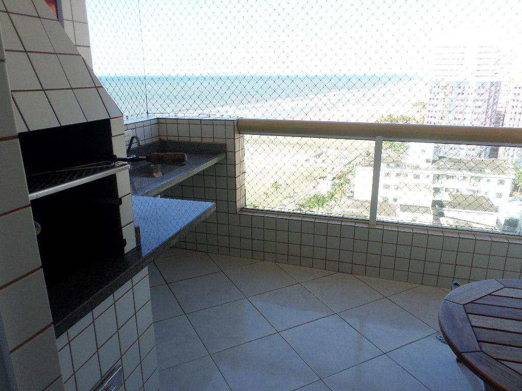 08- Apartamento- 02 dormitórios- Aviação- Praia Grande