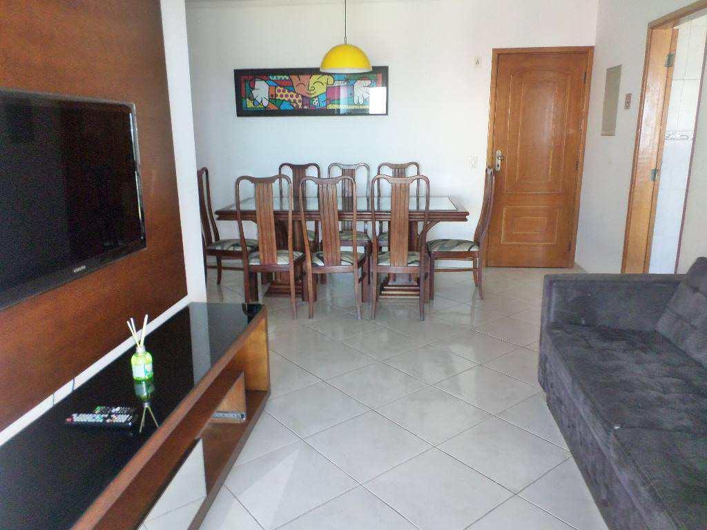 07- Apartamento- 02 dormitórios- Aviação- Praia Grande