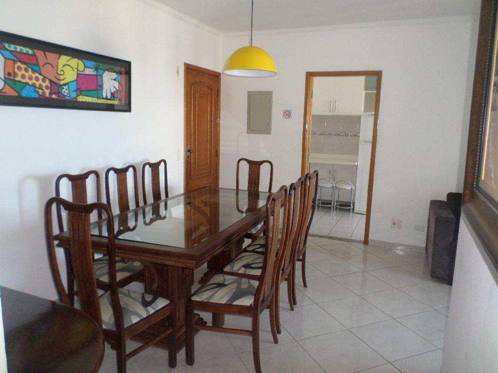 03- Apartamento- 02 dormitórios- Aviação- Praia Grande