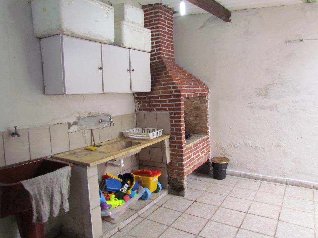 17-Casa geminada no Canto do Forte em Praia Grande