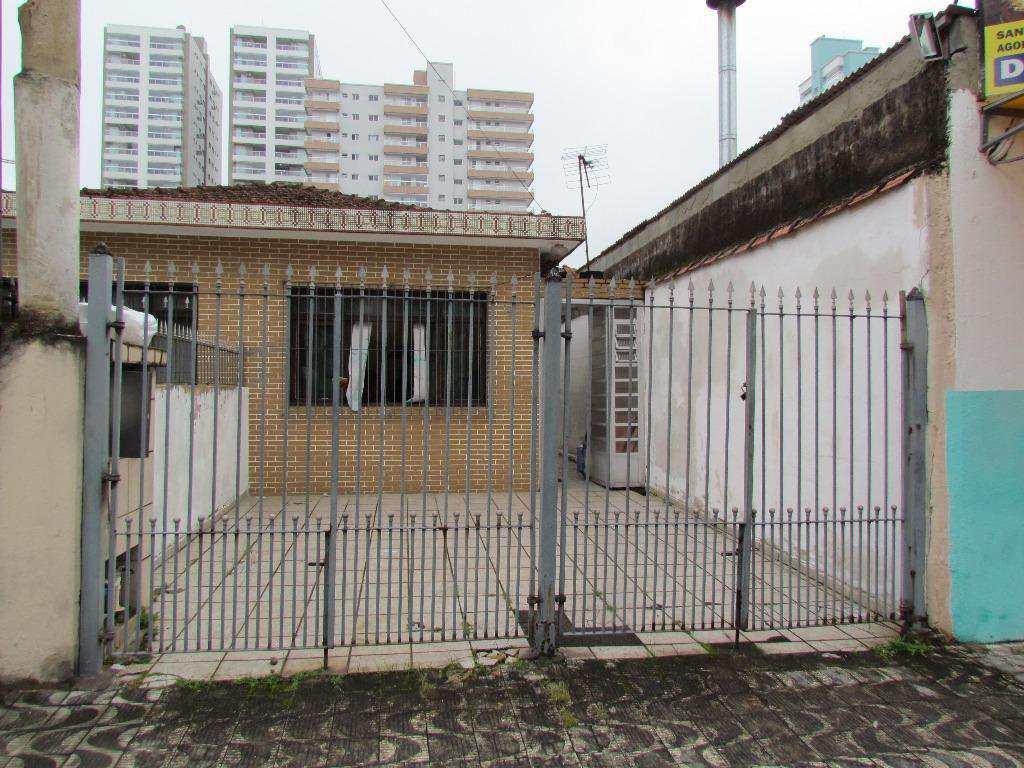 19-Casa geminada no Canto do Forte em Praia Grande
