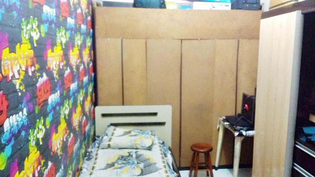 06 - Casa - 01 dormitório dividido - Antartica