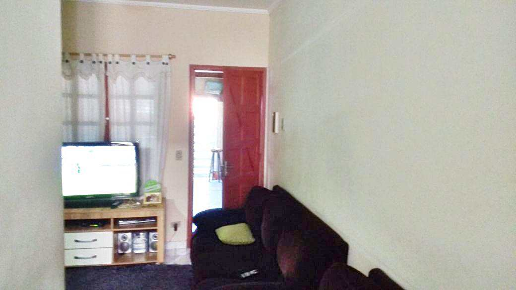 01 - Casa - 01 dormitório dividido - Antartica