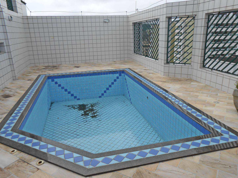 14-Cobertura- 03 dormitórios- Forte- Praia Grande