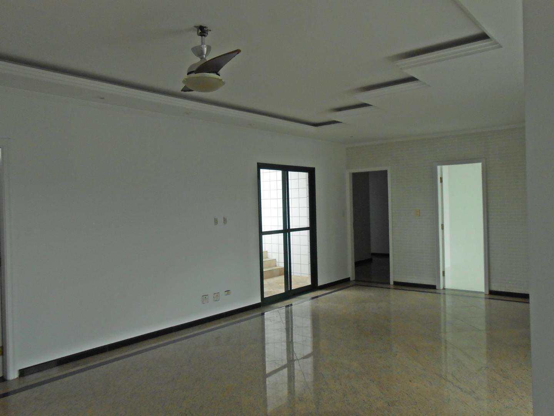02-Cobertura- 03 dormitórios- Forte- Praia Grande