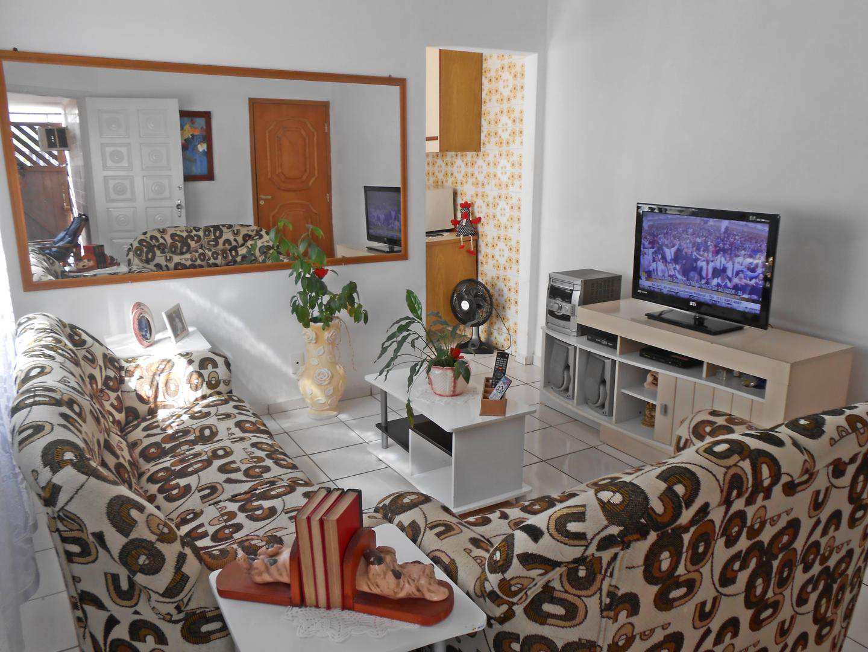 01- Casa- 2 dormitórios- Ocian- Praia Grande